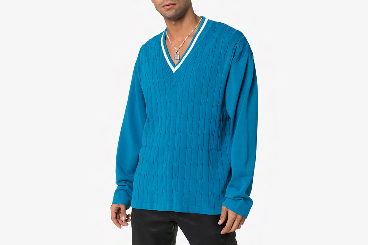 Xodus Knitted Jumper