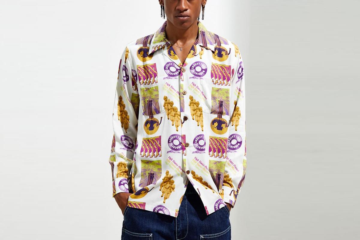 High Times Players Aloha Shirt