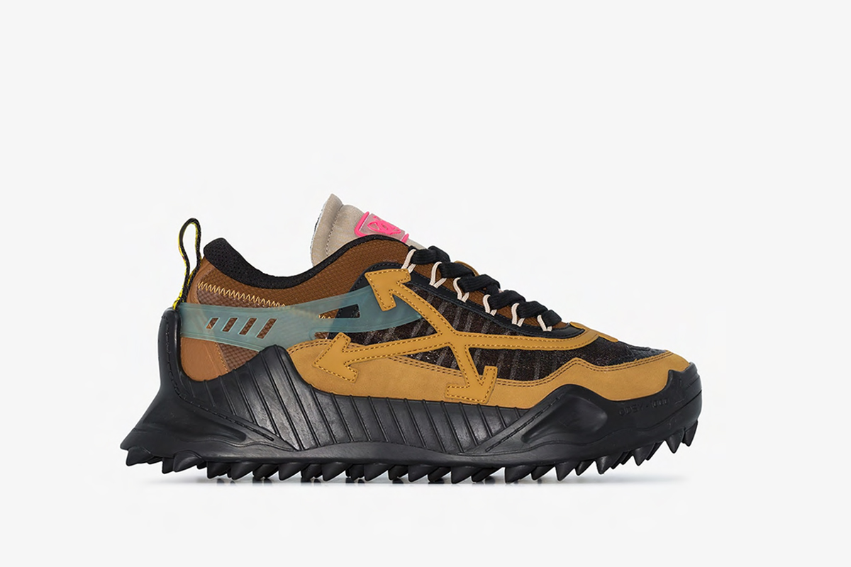 Multicoloured Odsy-1000 Sneakers