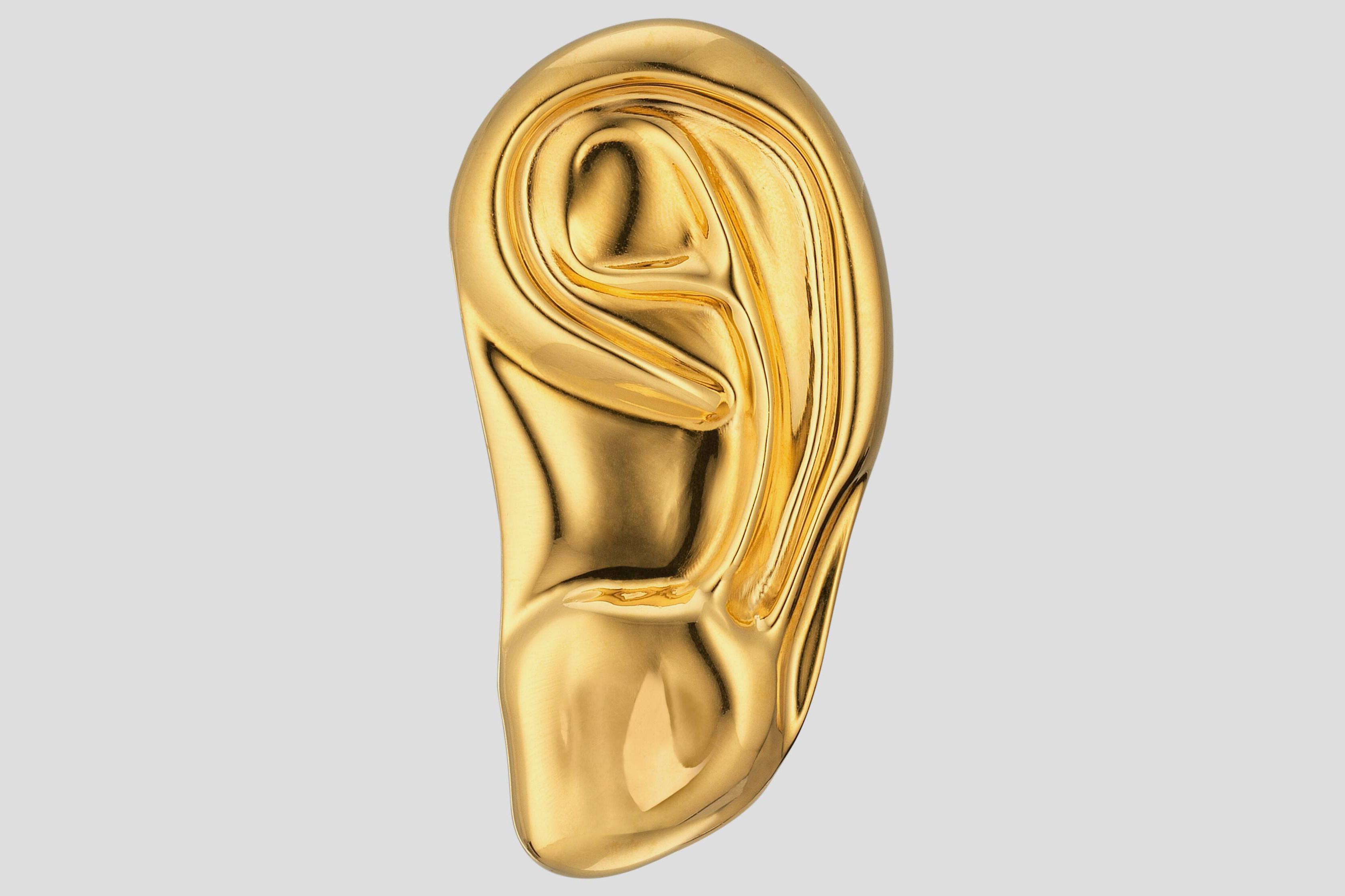 Metal Left Ear Accessory