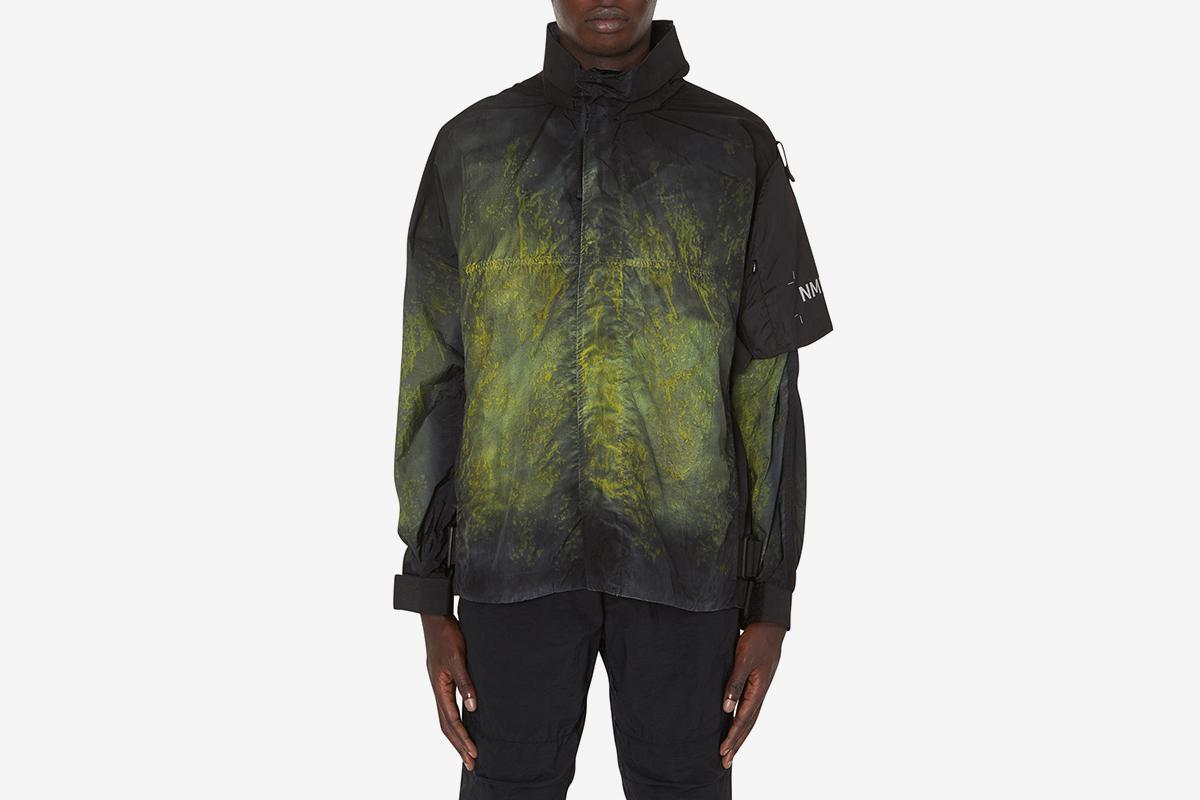 Woven Guard Jacket