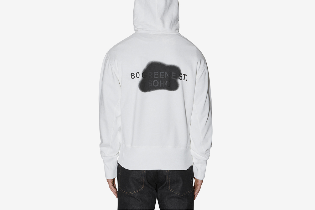 In Lang We Trust Hooded Sweatshirt