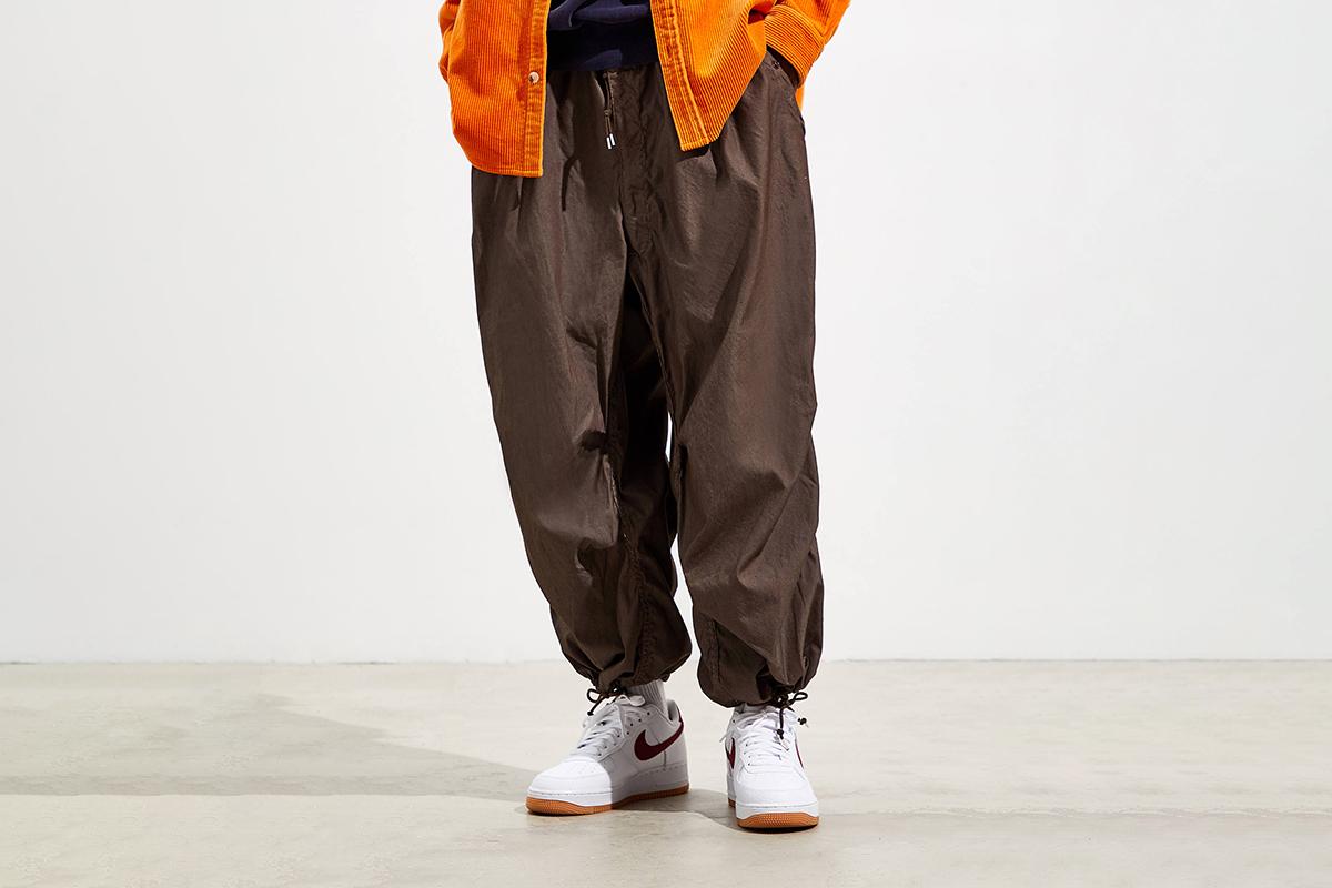 Vintage Overdyed Wind Pant