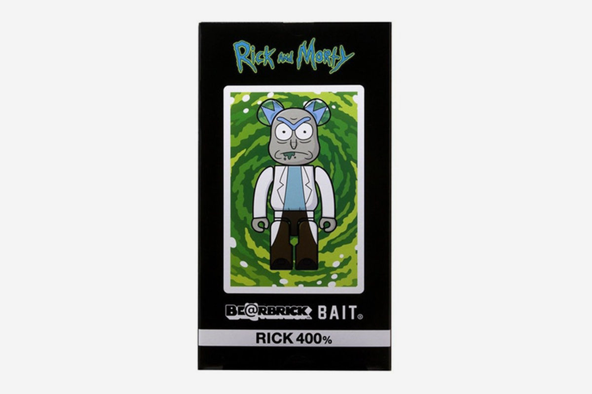 Rick and Morty 400%