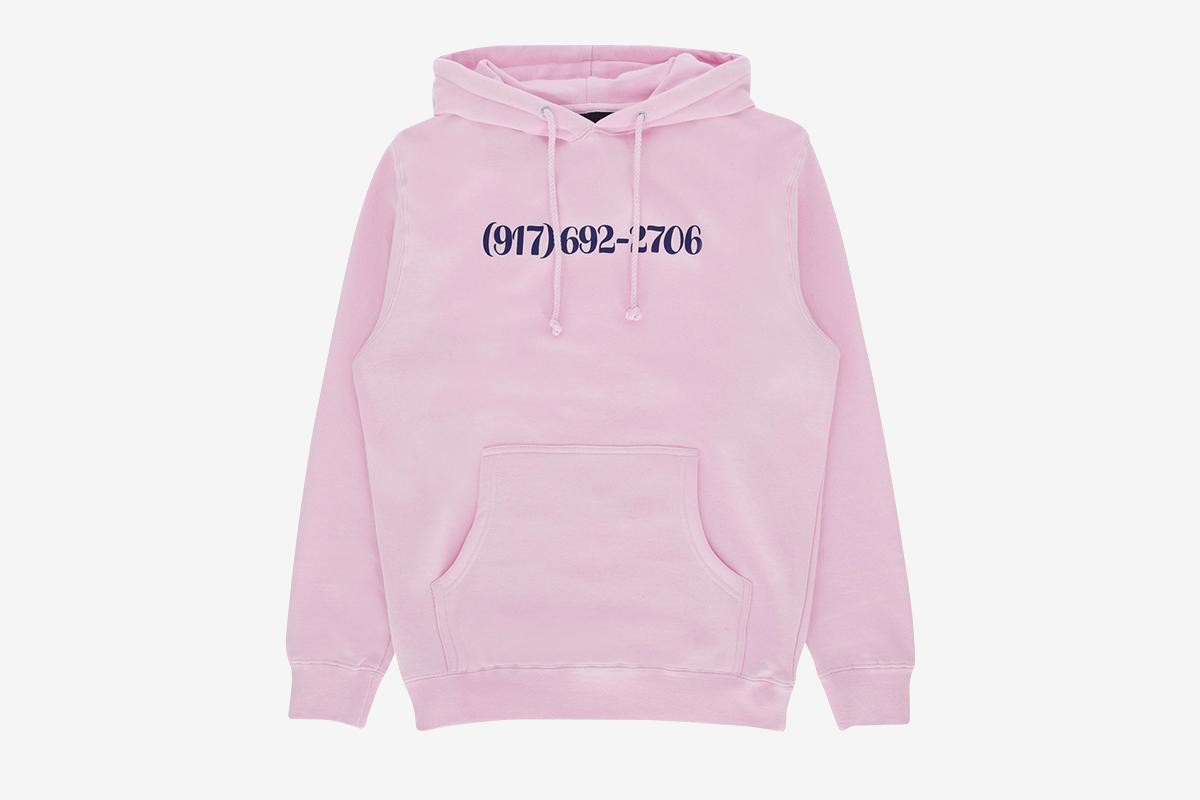 Dialtone Pullover Hooded Sweatshirt