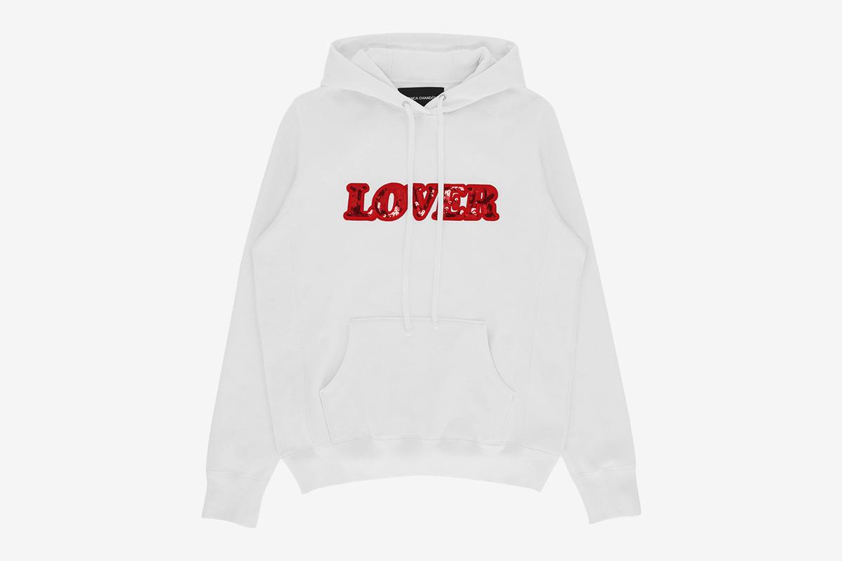 Lover Pullover Hooded Sweatshirt