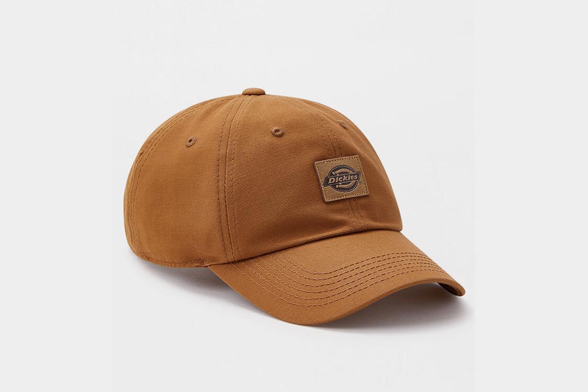 Canvas Strapback Dad Hat