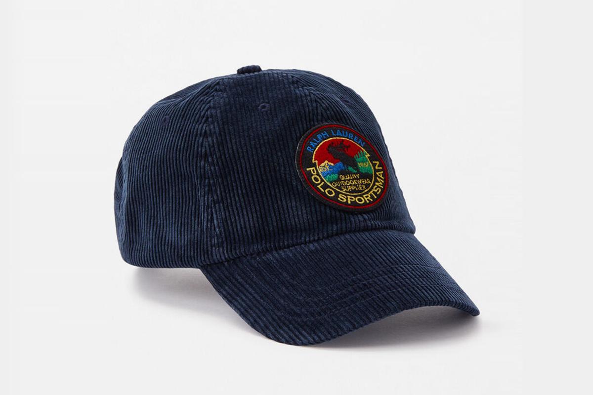 Classic Sportsman Corduroy Dad Hat