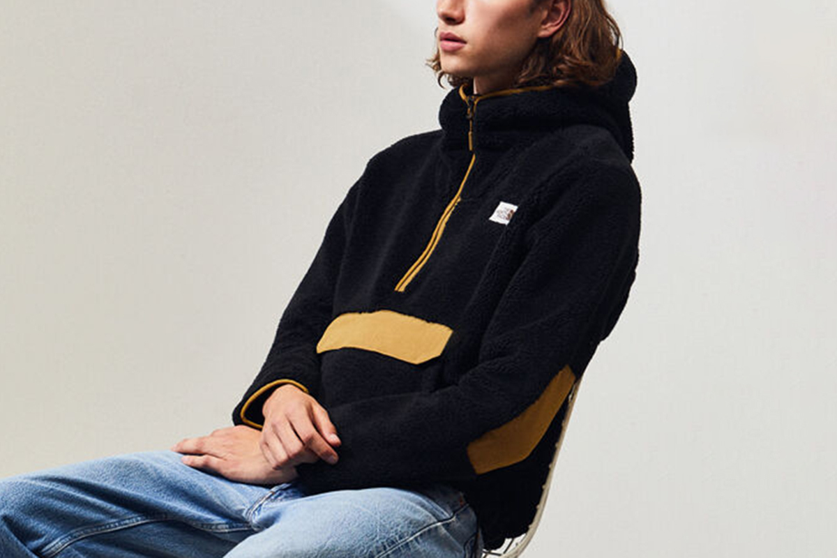 Campshire Fleece Pullover Hoodie