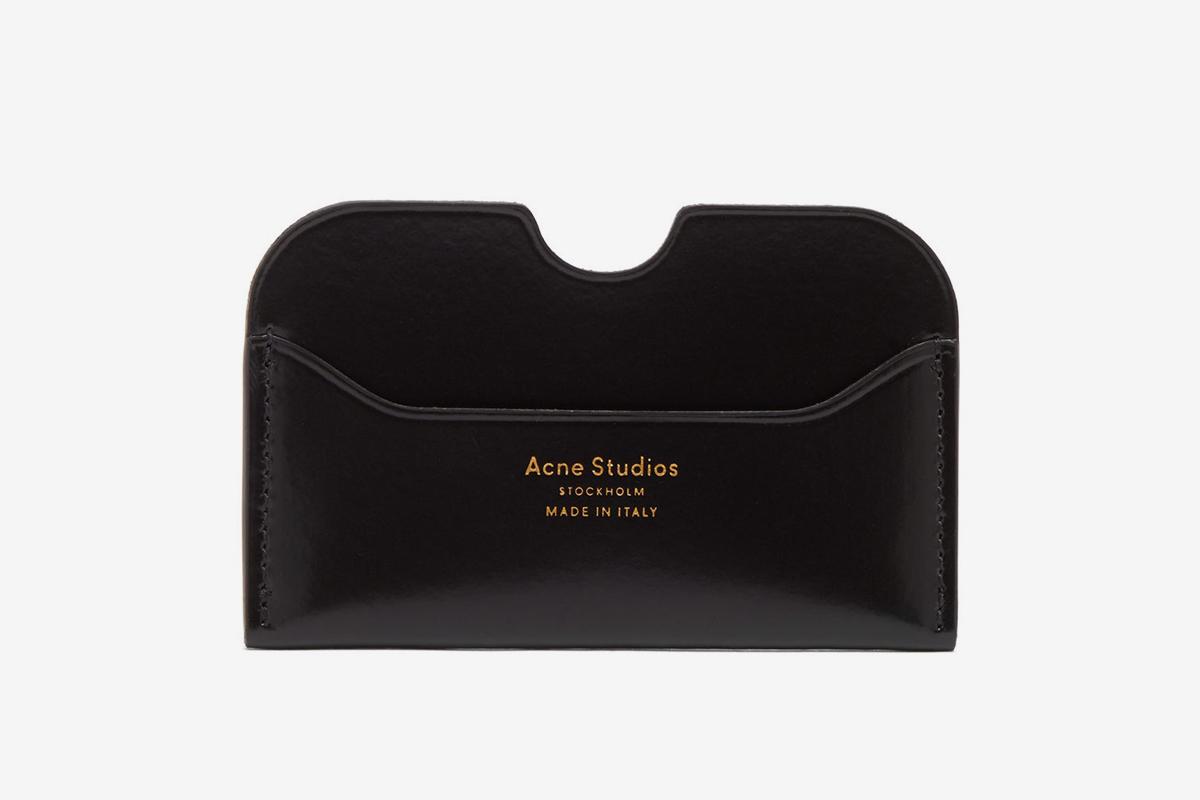 Elmas Leather Cardholder