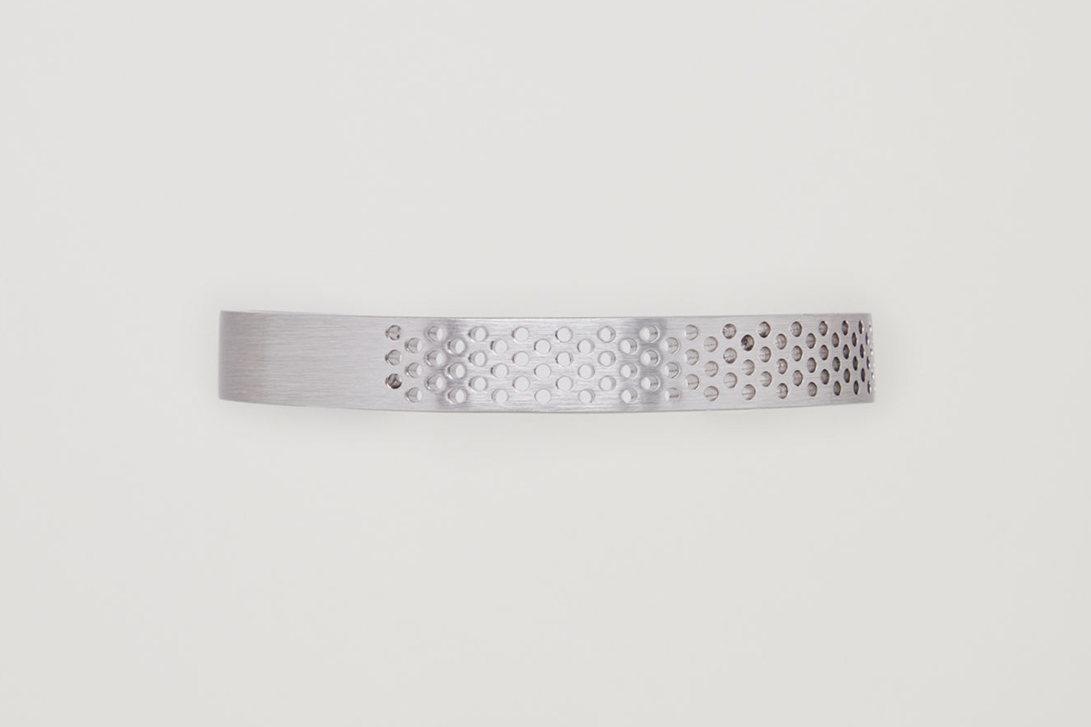 Perforated ID Bracelet