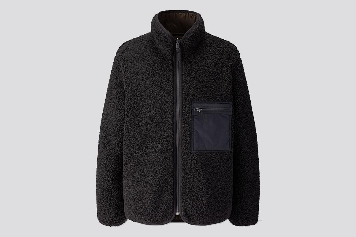 Reversible Fleece Jacket