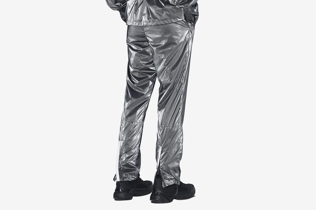 """Post Human Era"" STAI Buckle Track Pants"