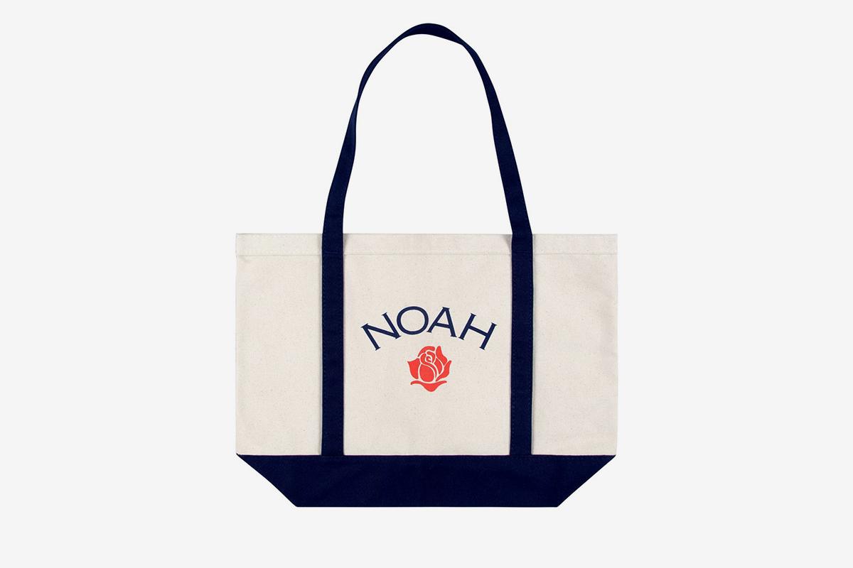 Rose Logo Tote Bag