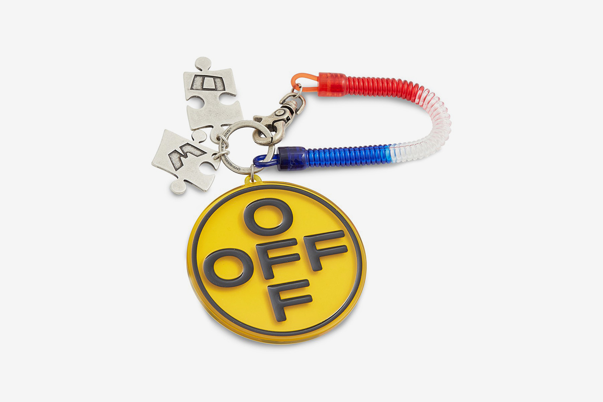 Off Cross Bungee Key Holder