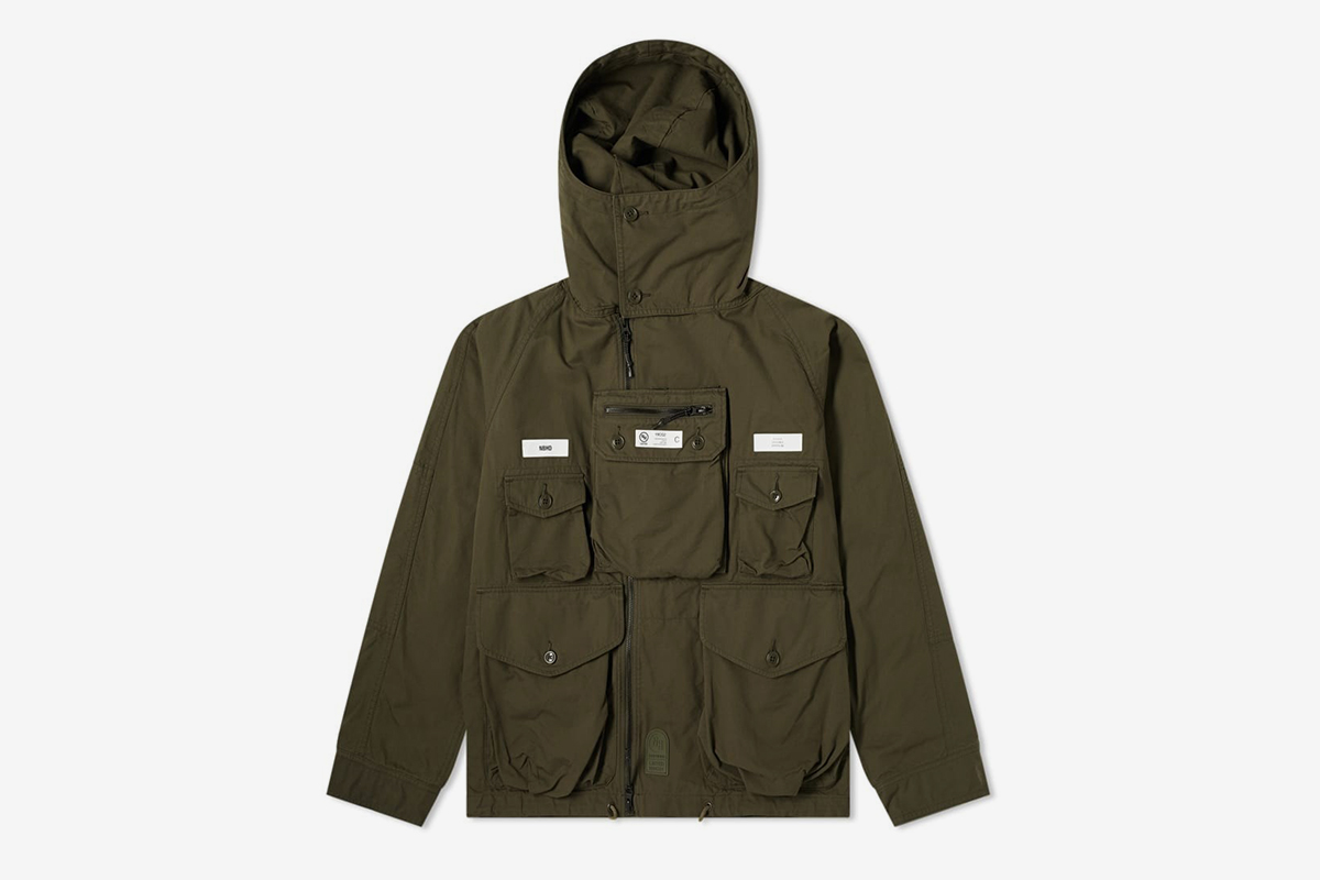 Tactical Smock