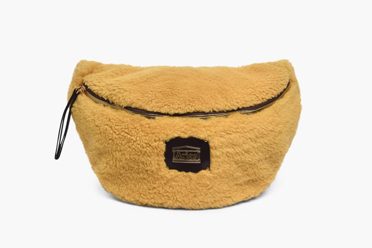 Elis Sheepskin Bag
