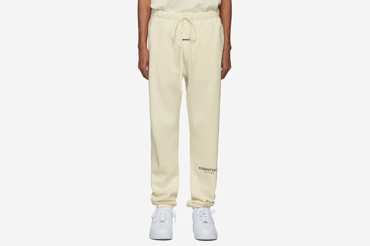 Reflective Logo Lounge Pants