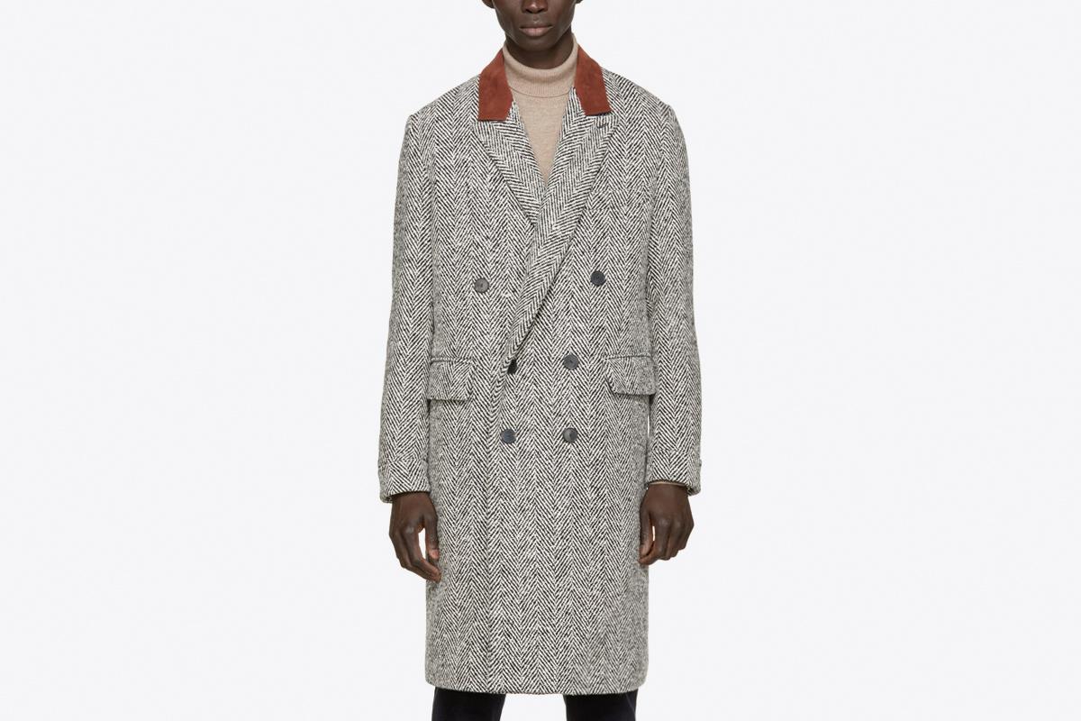 Herringbone Coat
