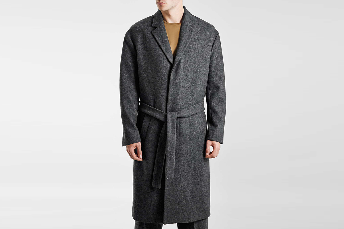 Belted Crombie