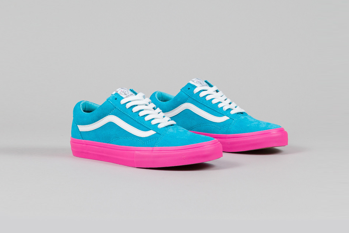 Vans Vans X Odd Future Old Skool Pro S