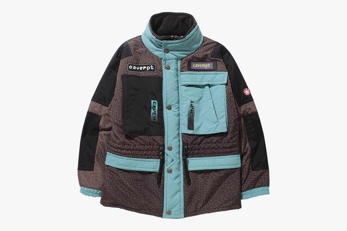 Fog Snow Jacket