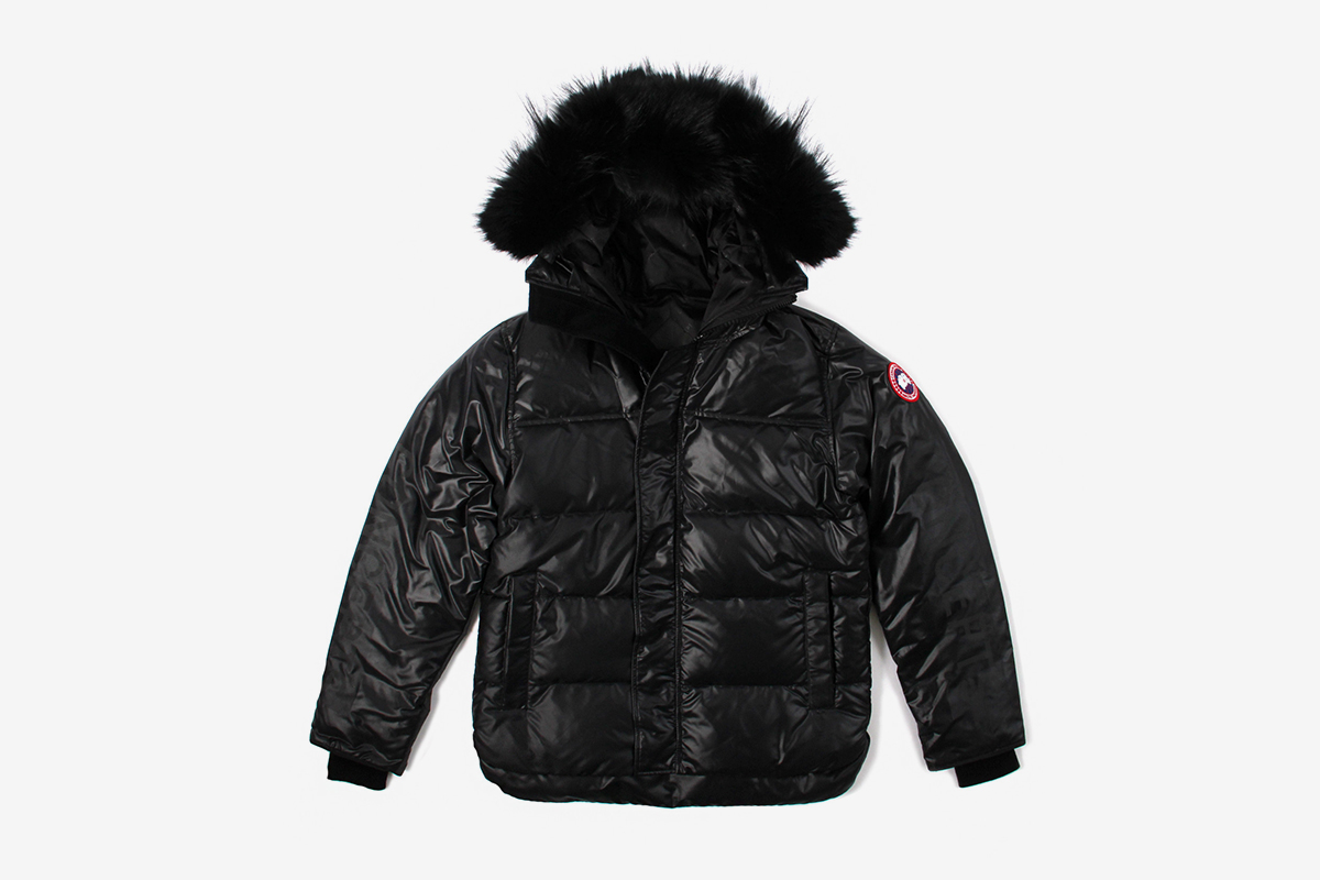 canada goose what drops now