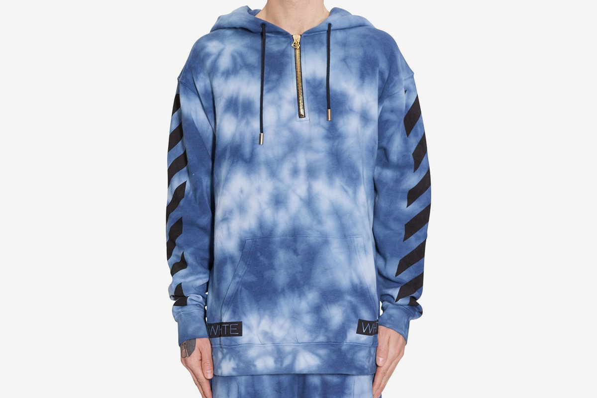 off white tie dye hoodie what drops now. Black Bedroom Furniture Sets. Home Design Ideas