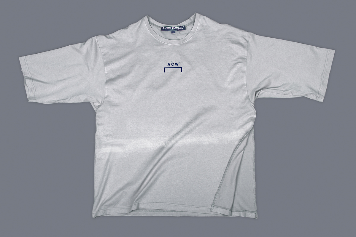 A cold wall slate split cement t shirt what drops now for Best place to get t shirts printed