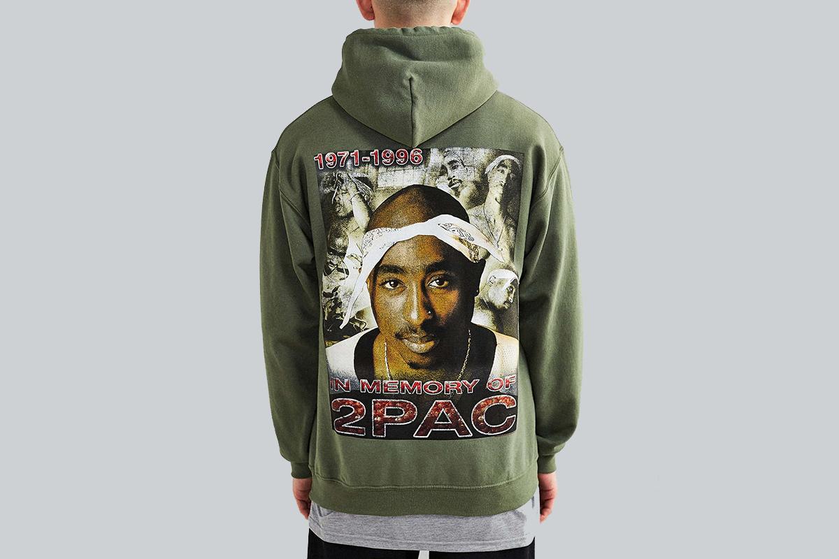 2Pac Memory Hoodie