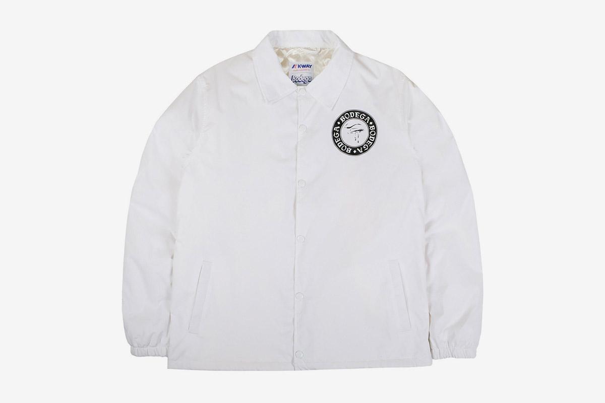 Loveless Coaches Jacket