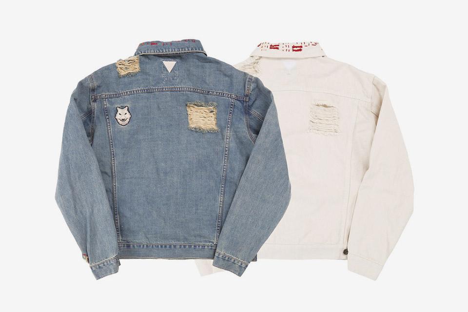 Ice Cold Distressed Denim Jacket