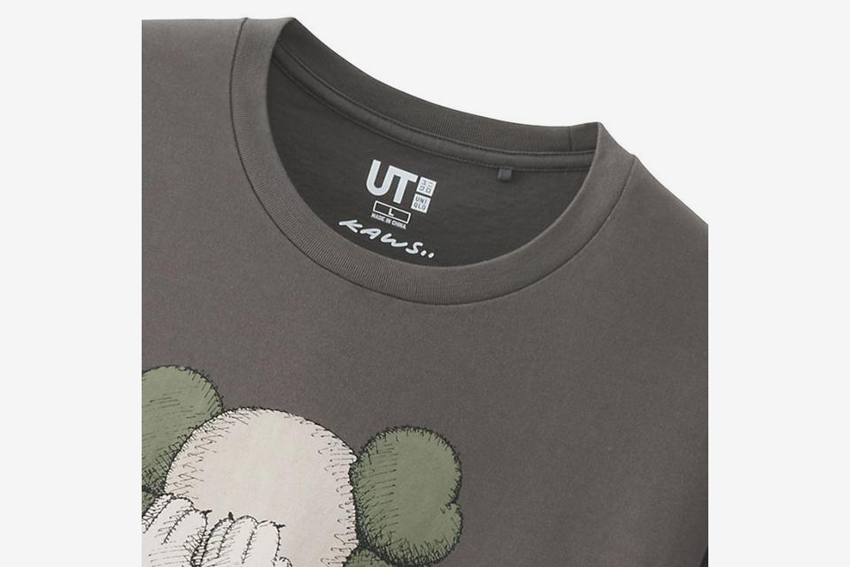 KAWS Graphic T-Shirt