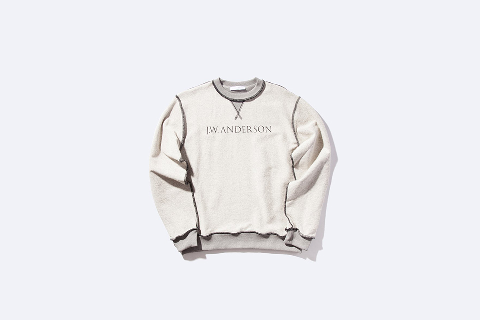 Inside Out Logo Sweater