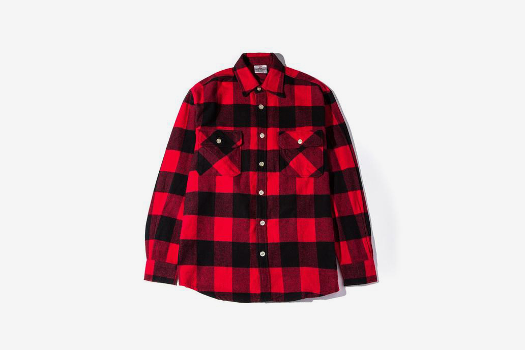 No Expectations Flannel