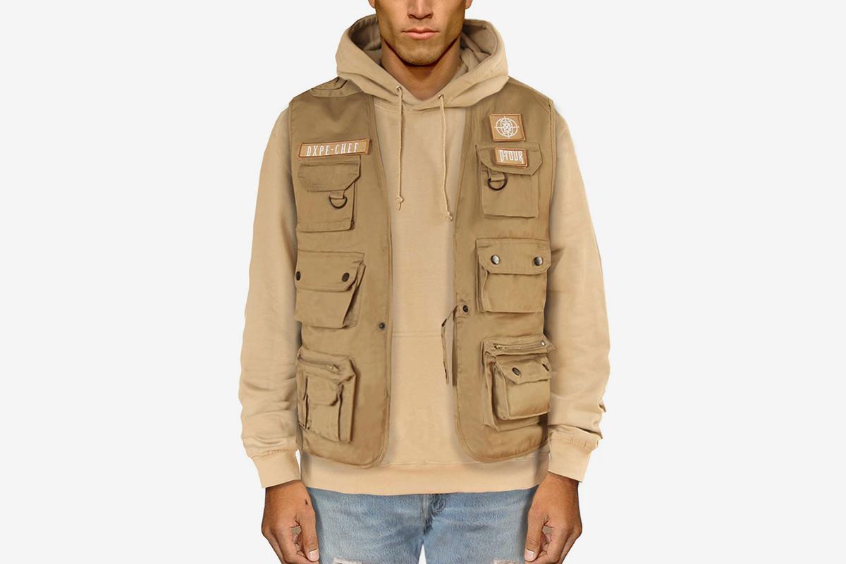 D.Tour Tactical Vest