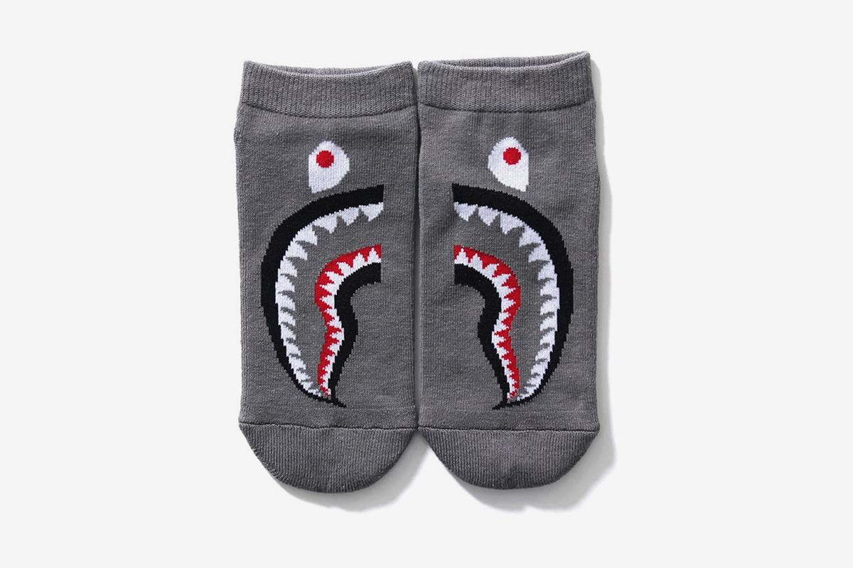 Shark Ankle Socks