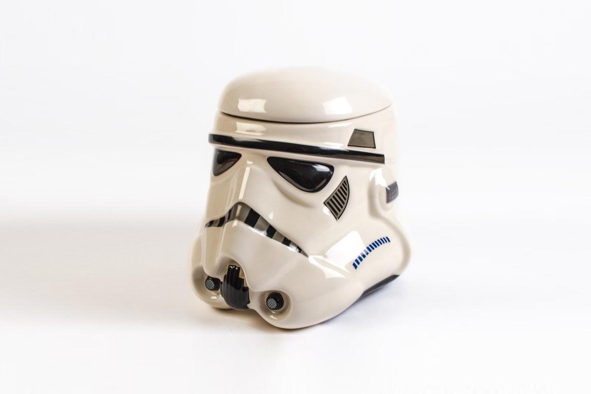 Firebox stormtrooper cookie jar what drops now - Stormtrooper cookie jar ...
