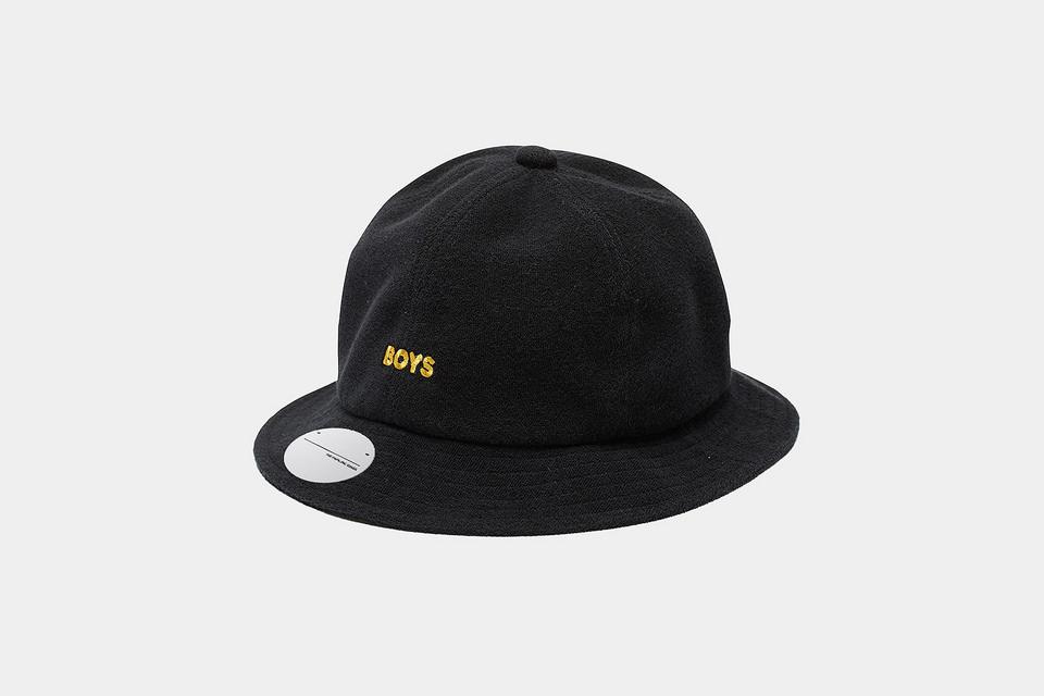 BOYS Pile Bell Hat