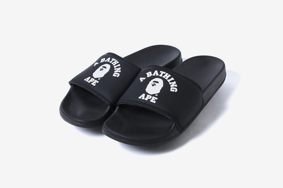 Nike tumblr background tvhw nu - Bape College Slide Sandals What Drops Now