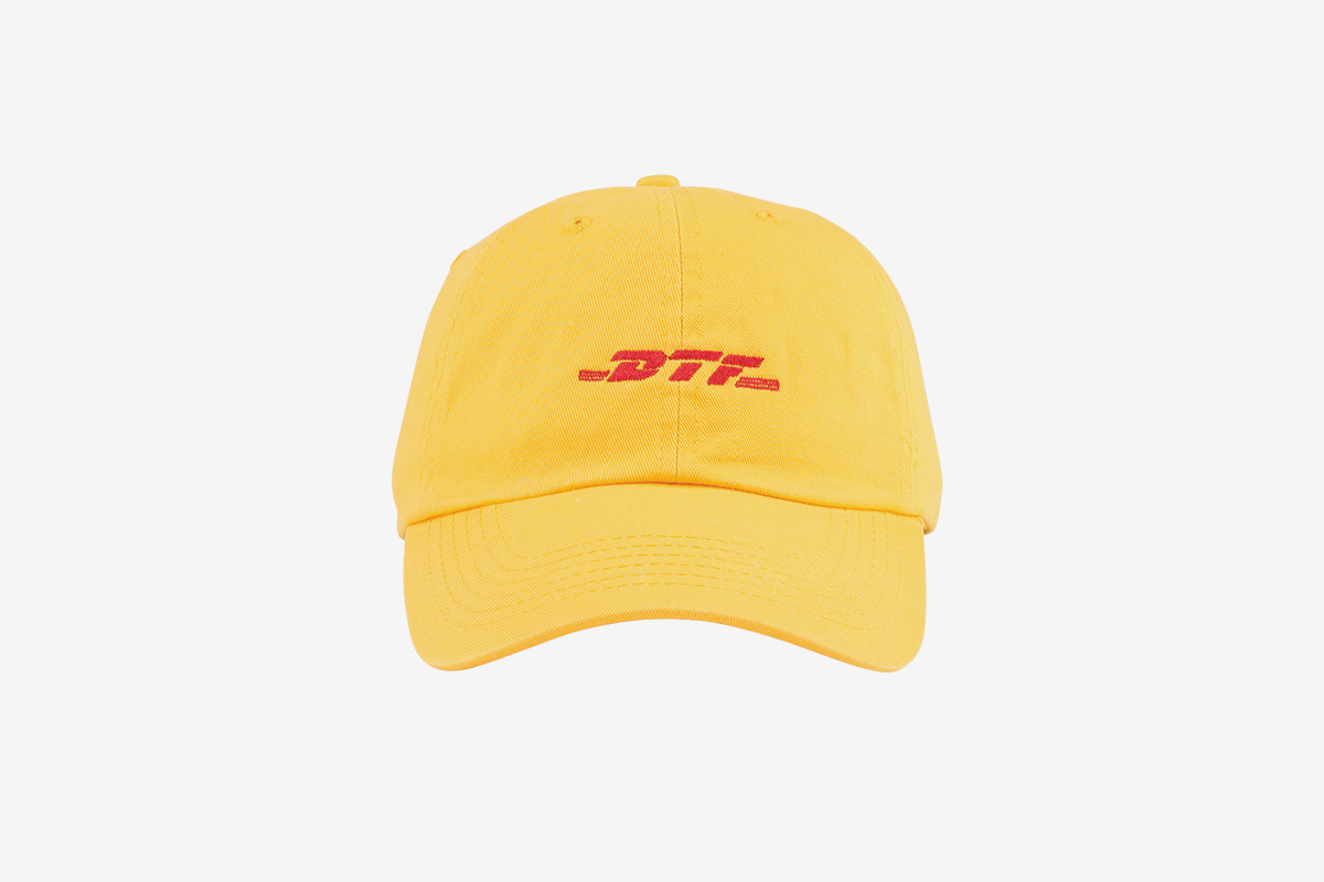 DTF Worldwide Cap