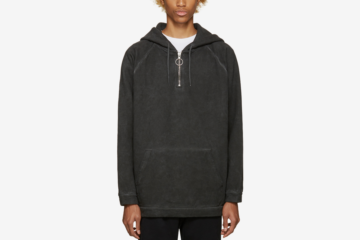 off white half zip hoodie what drops now. Black Bedroom Furniture Sets. Home Design Ideas