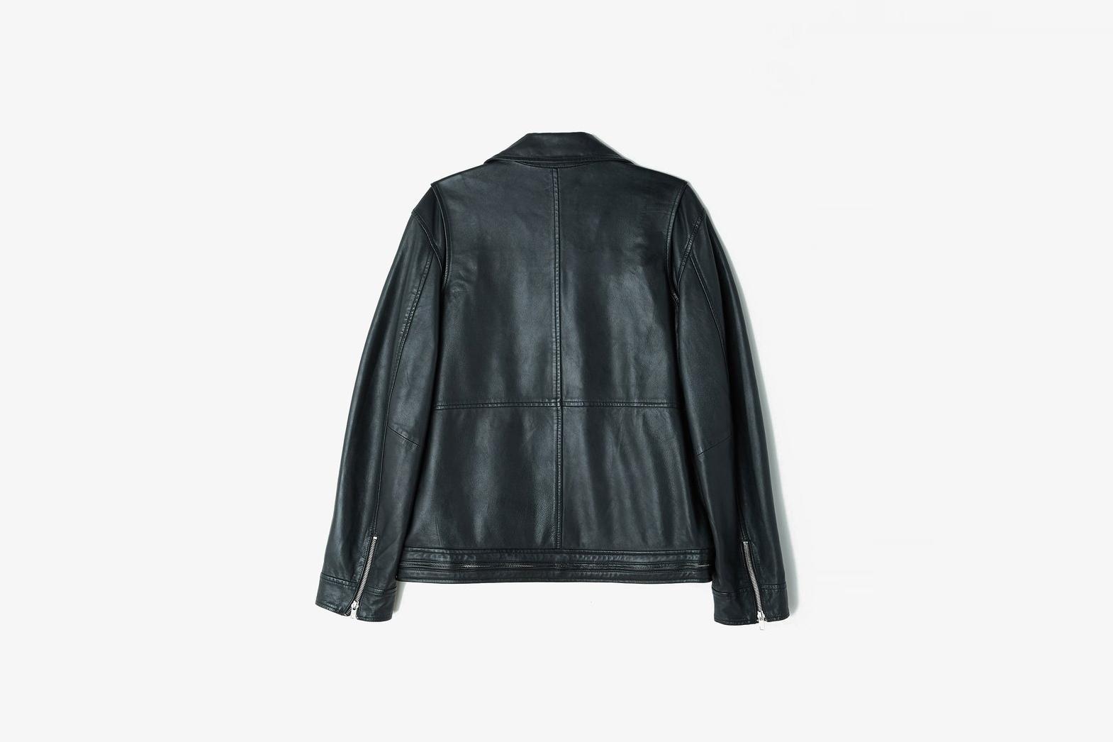 Bastards Leather Jacket