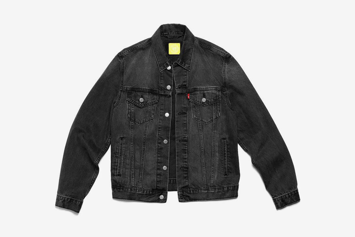 Ash Black Zero Jacket