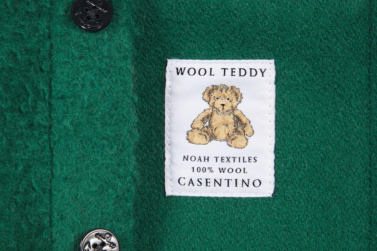 Wool Teddy CPO