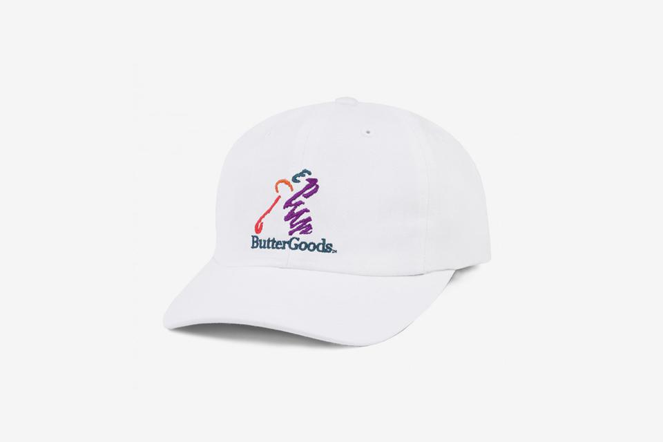 Golf 6 Panel Cap