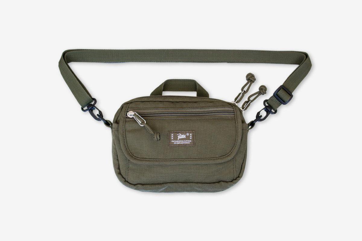 Label JP Cross Body Bag