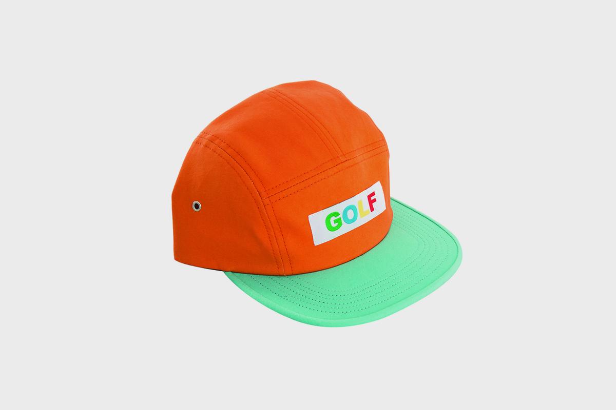 GOLF Camp Cap