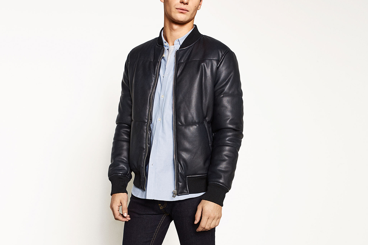 Zara Quilted Bomber Jacket What Drops Now