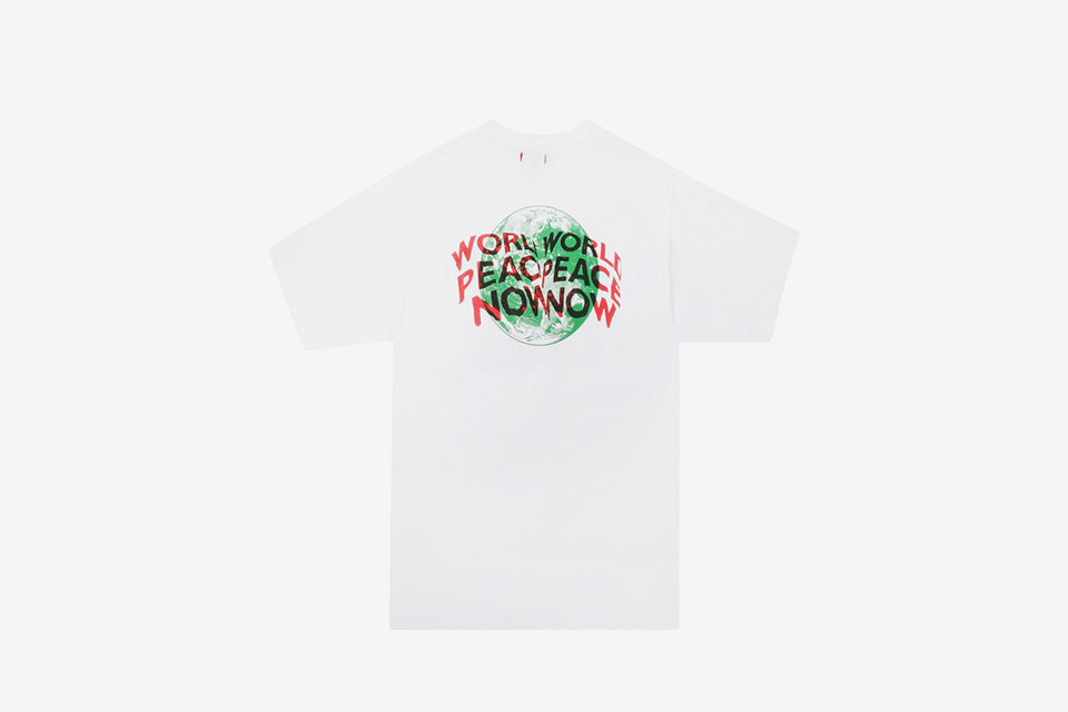 World Peace Now Tee